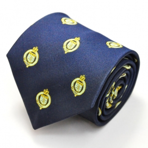 Royal Ordnance Motif Regimental Tie