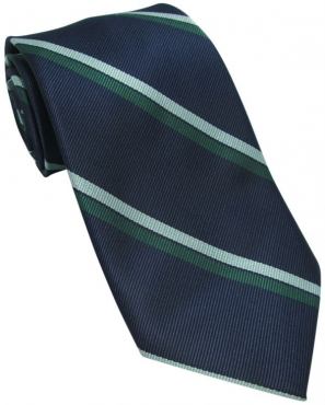 Royal Corps of Signals Regimental Silk Tie