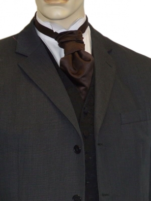 Chocolate Brown Cravat