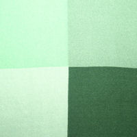 Green 4 Way Silk Pocket Square