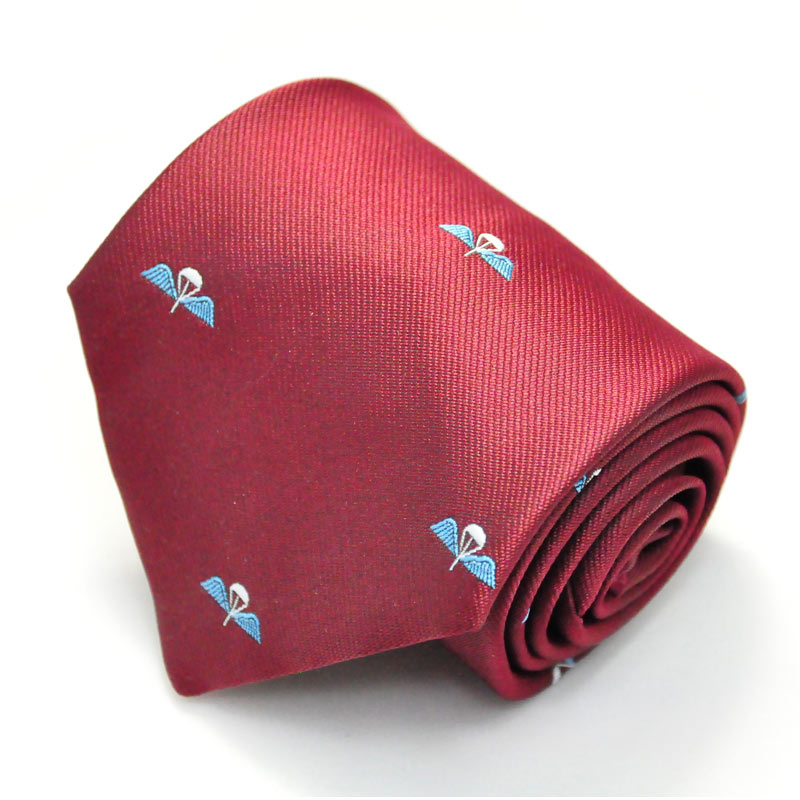 Parachute Regiment Silk Tie