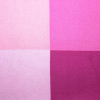 Pink 4 Way Silk Pocket Square