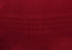 Red Silk Pocket Square
