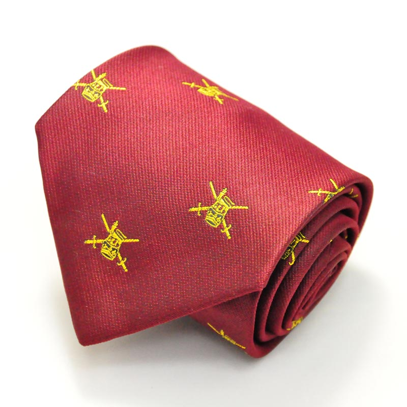 Regular Army Regimental Tie