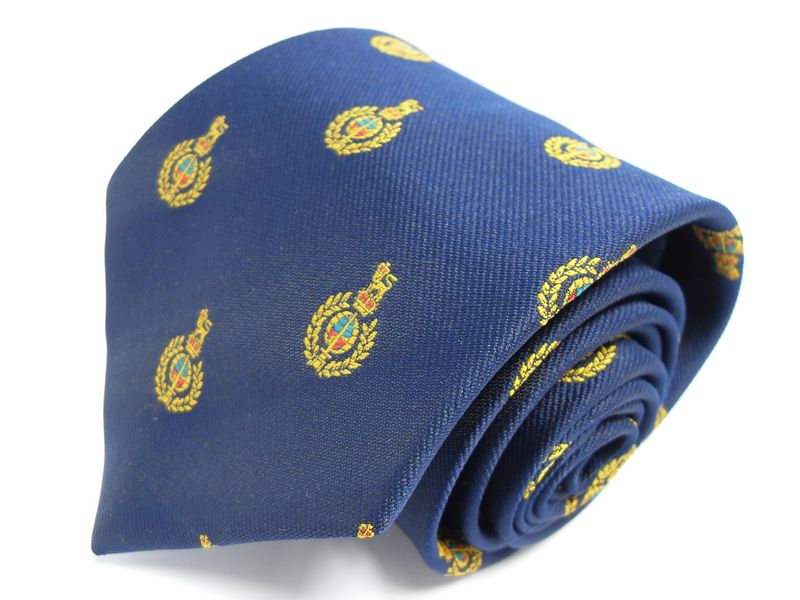 Royal Marines Commando Tie