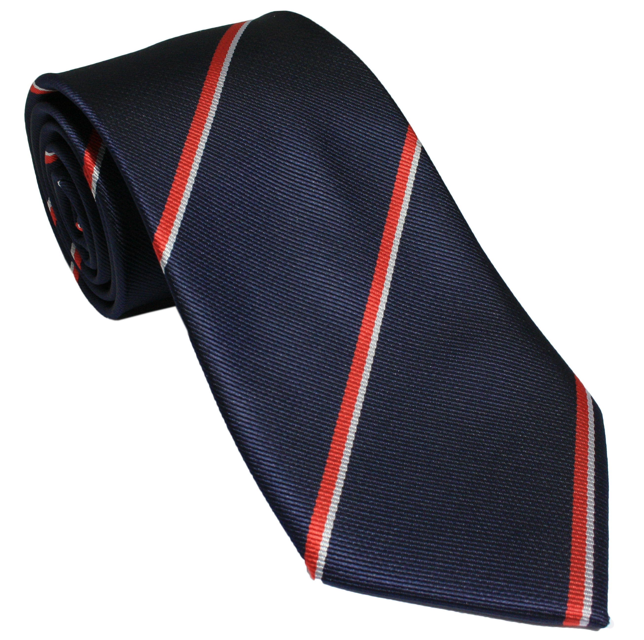 Royal Navy Silk Tie