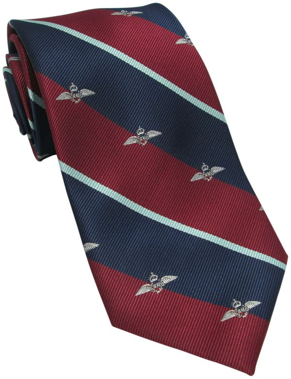 RAF Pilot Regimental Silk Tie