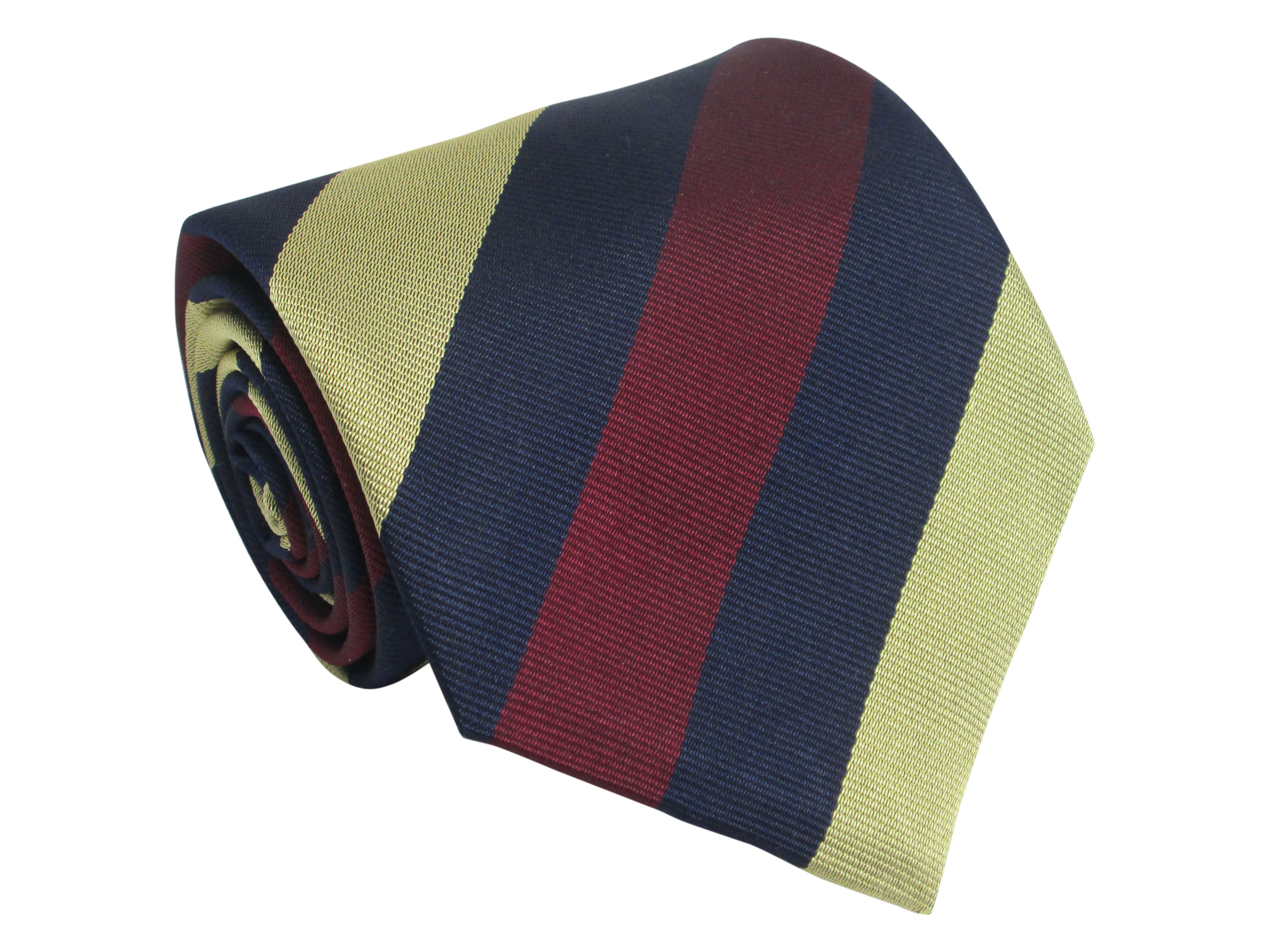 Royal Army Medical Corps Regimental Silk Tie