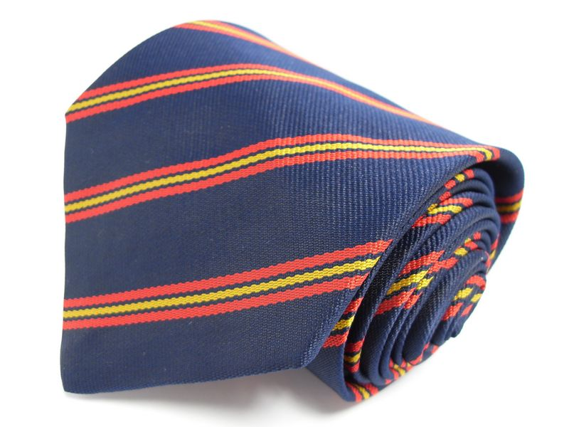 Royal Army Ordnance Corps (Old) Regimental Tie
