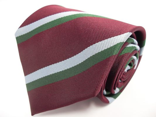 Staff College Regimental Tie