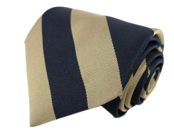 The Buffs Regimental Tie