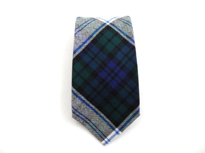 Black Watch Dress Tartan Tie