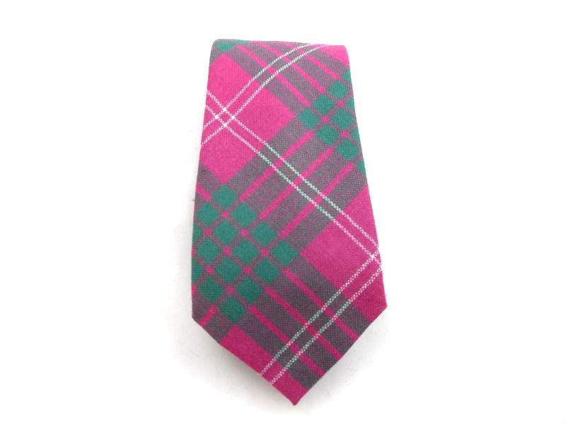 Crawford Tartan Tie (Ancient)