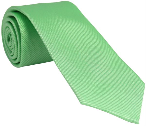 Light Green Tie