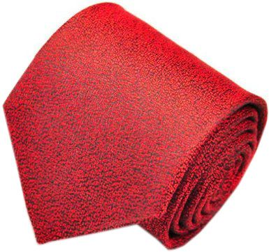 Red Eggshell Pattern Tie