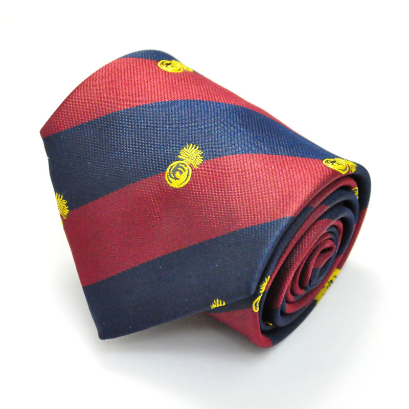 Grenadier Guards Regimental Tie